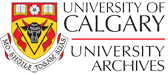 Go to University of Calgary Archives & Special Collections